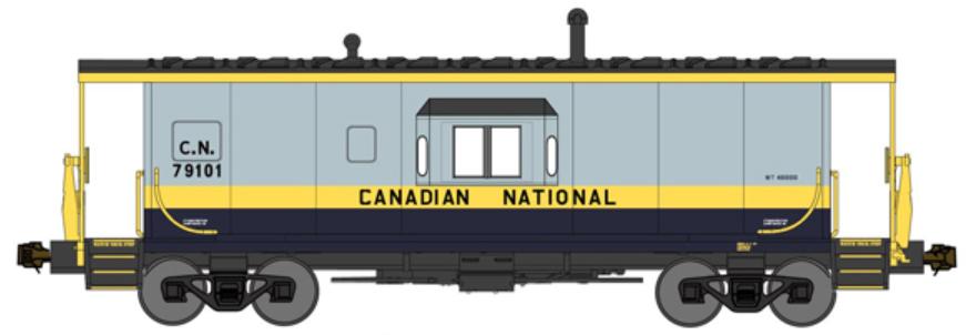 Canadian National (exNAR)