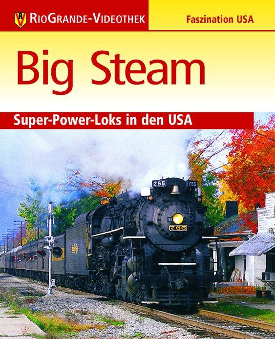 Big Steam (VHS  Video)