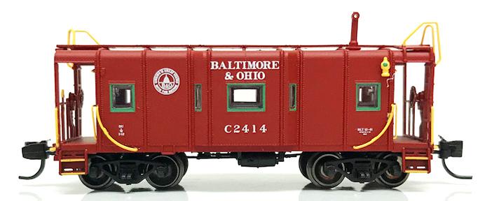 Baltimore & Ohio (1945-1955)