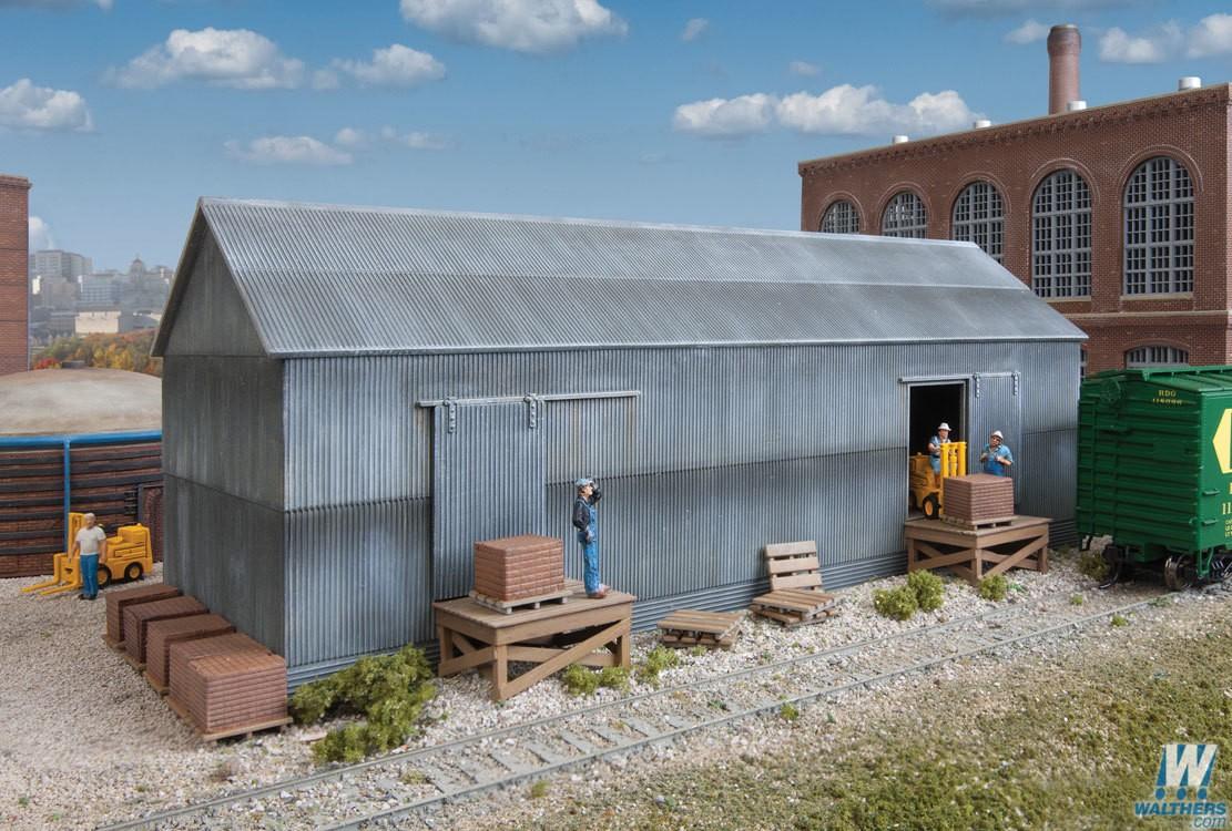 Brickworks Storage