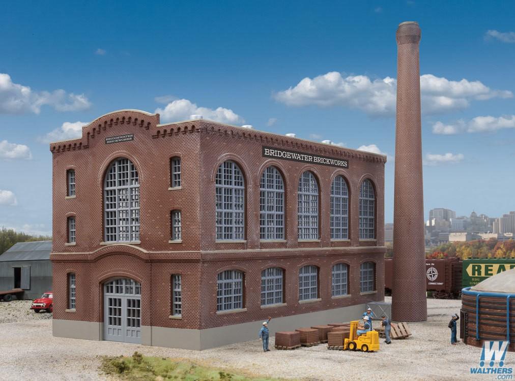 Brickworks Factory