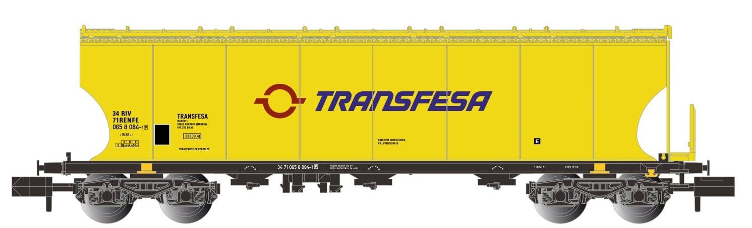 RENFE / Transfesa