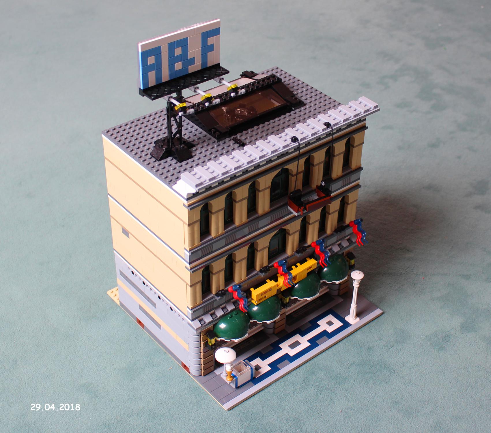 Lego City 04-2018