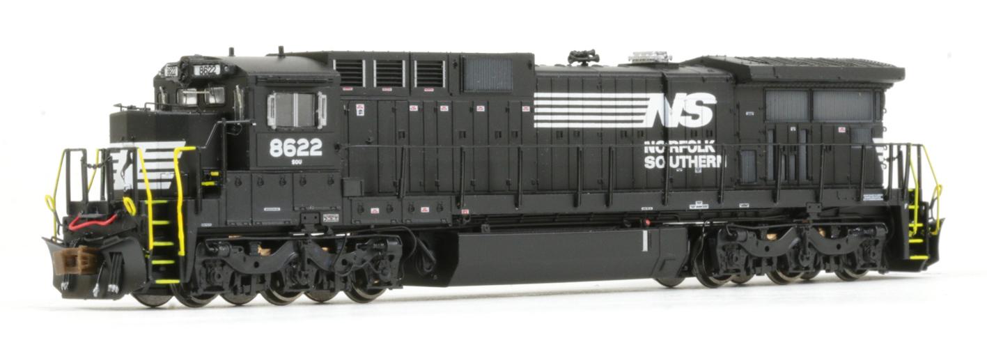 GE C39-8 N