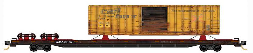 QUAX / Redstreak Spec. Railservice
