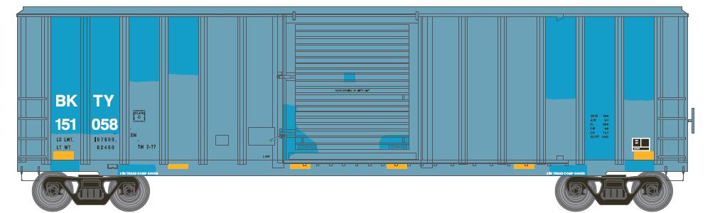 Union Pacific / BKTY