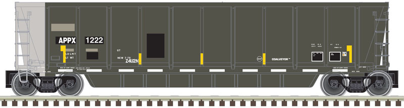 APPX / Appalachian Railcar Services