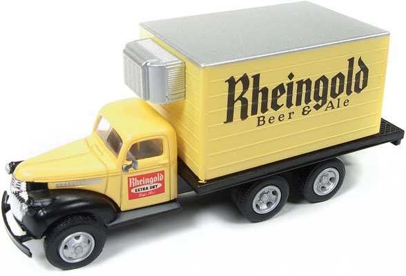Rheingold Beer & Ale