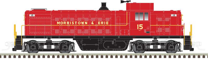 Morristown & Erie