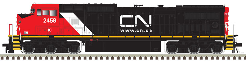 Canadian National / IC