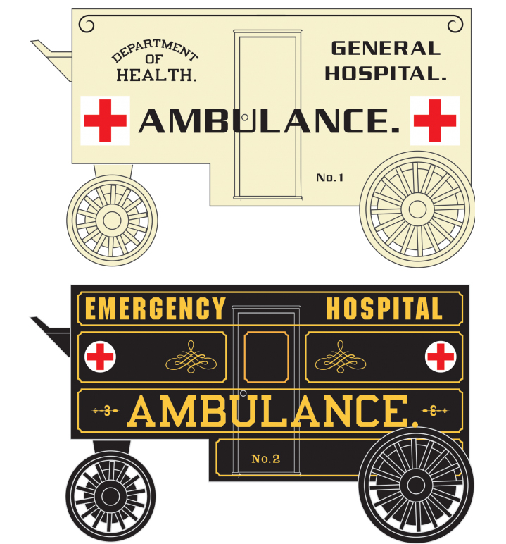 Ambulance / Hospital