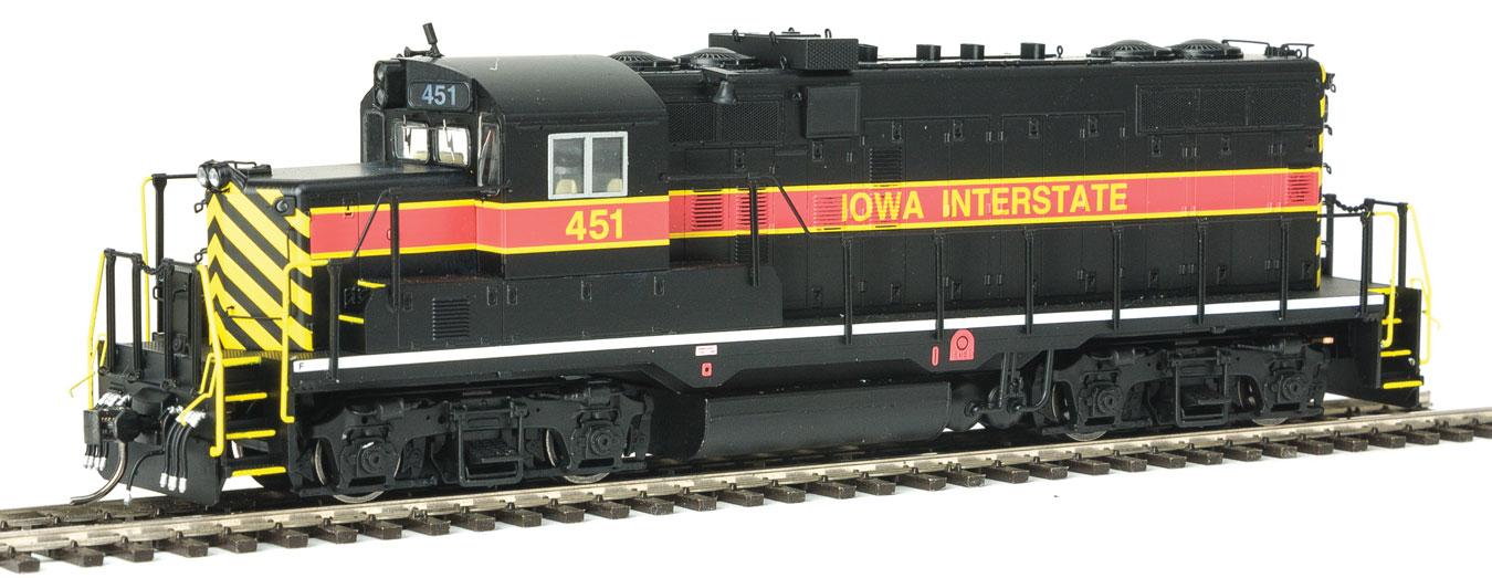Iowa Interstate
