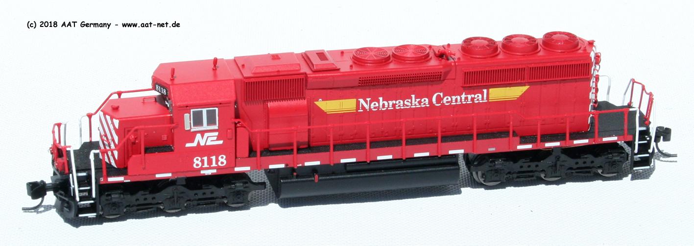 Nebraska Central