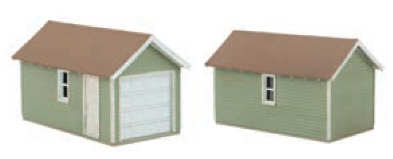 Single Garage (2-pack)