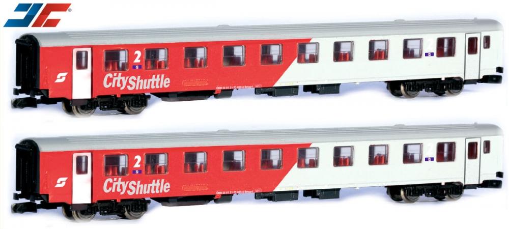 City Shuttle Set 2-tlg. - ÖBB