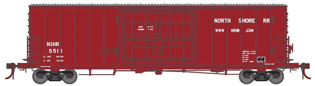 North Shore Railroad / NSHR