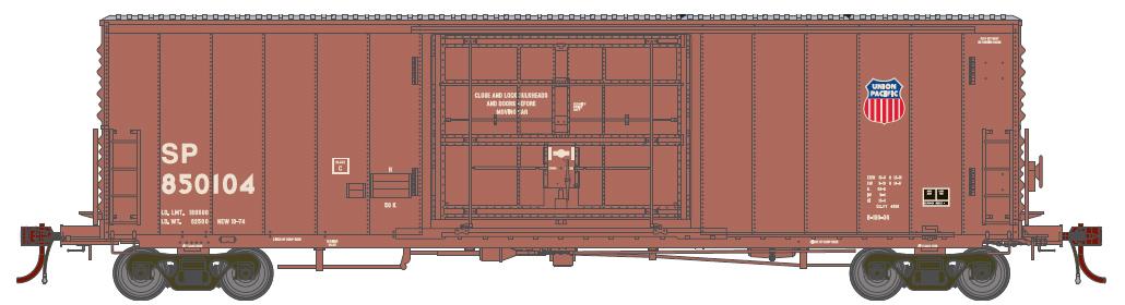 Union Pacific (exSP)