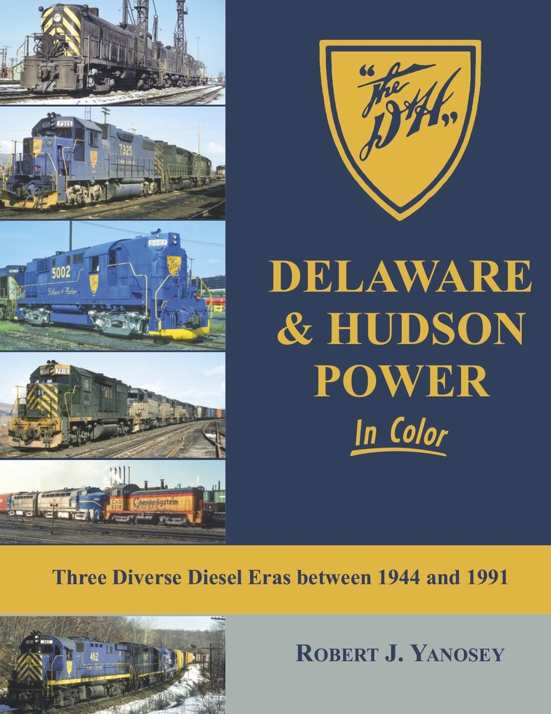 Delaware & Hudson Power, Vol. 1