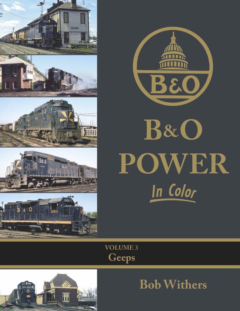 Baltimore & Ohio Power, Vol. 3