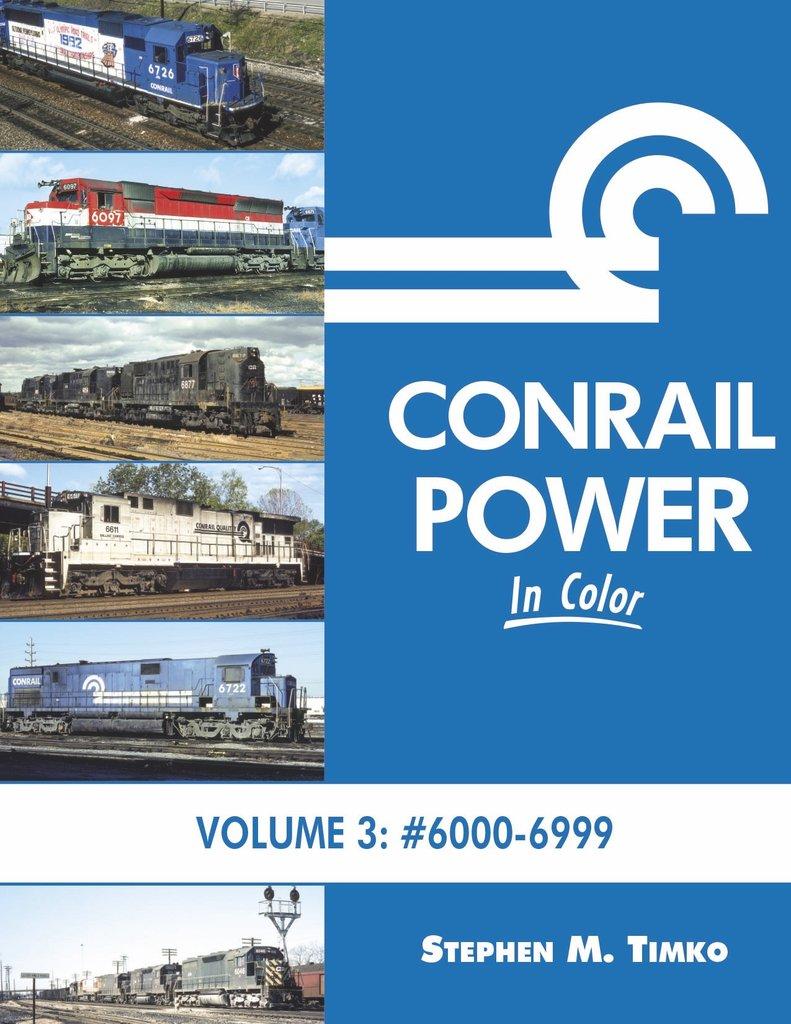 Conrail in Color, Vol. 3