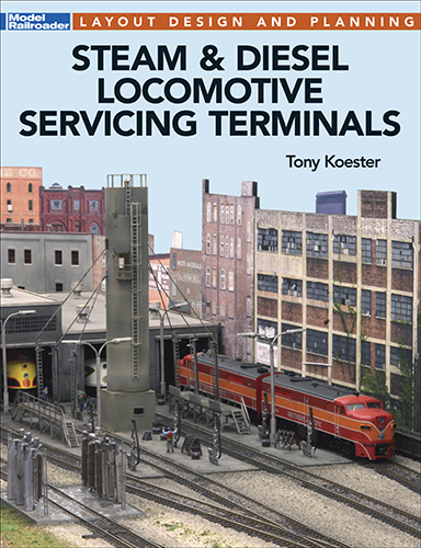 Steam & Diesel Loco Servicing Terminals