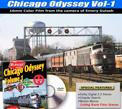 Chicago Odyssey, Vol. 1