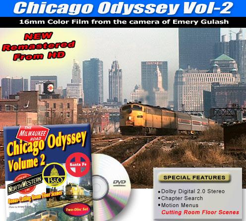 Chicago Odyssey, Vol. 2