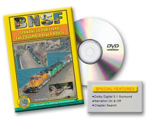 BNSF Columbia River