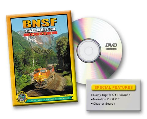 BNSF - Tracks of the Goat, Vol. 2