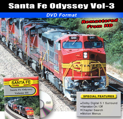 Santa Fe Odyssey, Vol. 3