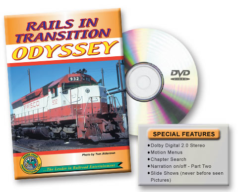 Rails on Transition Odyssey