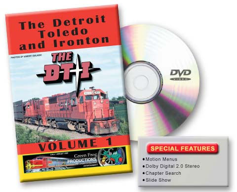 The Detroit Toledo & Ironton, Vol. 1