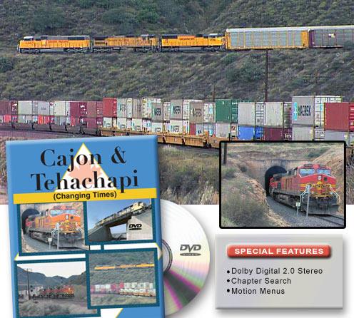 Cajon & Tehachapi - Changing Times