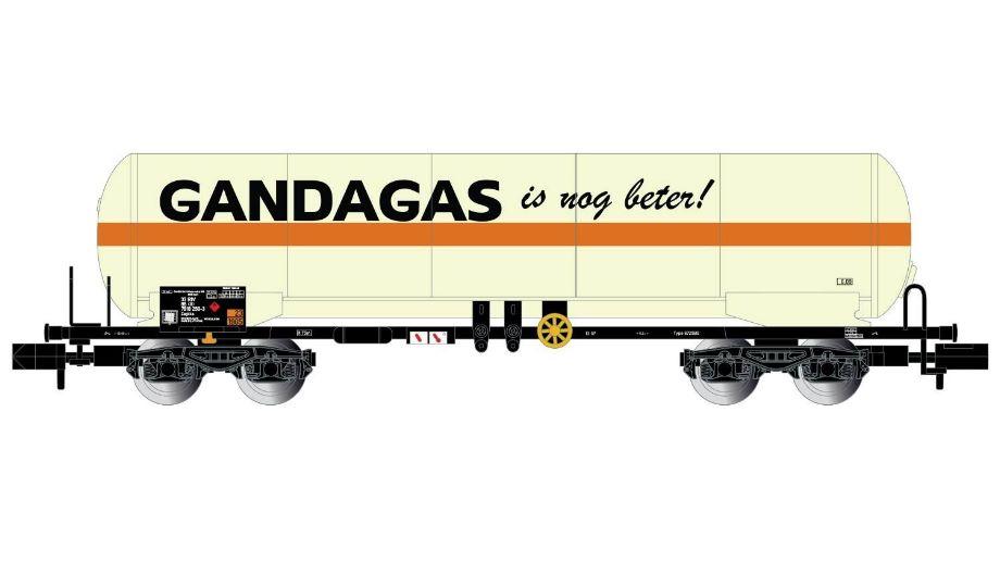 SNCB / Gandagas