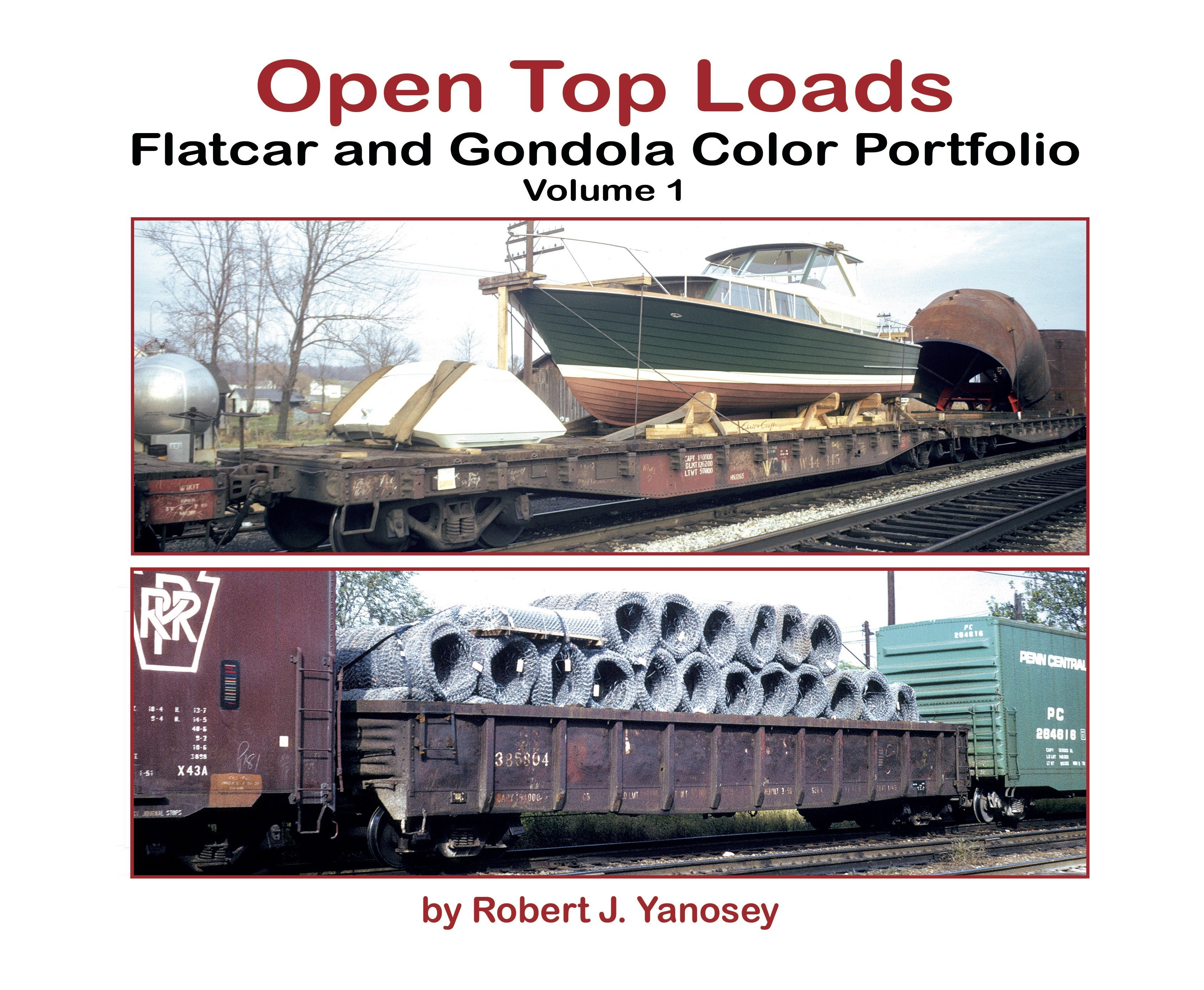 Open Top Loaders - Flats & Gondolas, Vol. 1