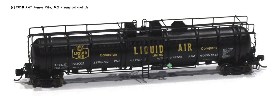 Cryogenic Tankcar N