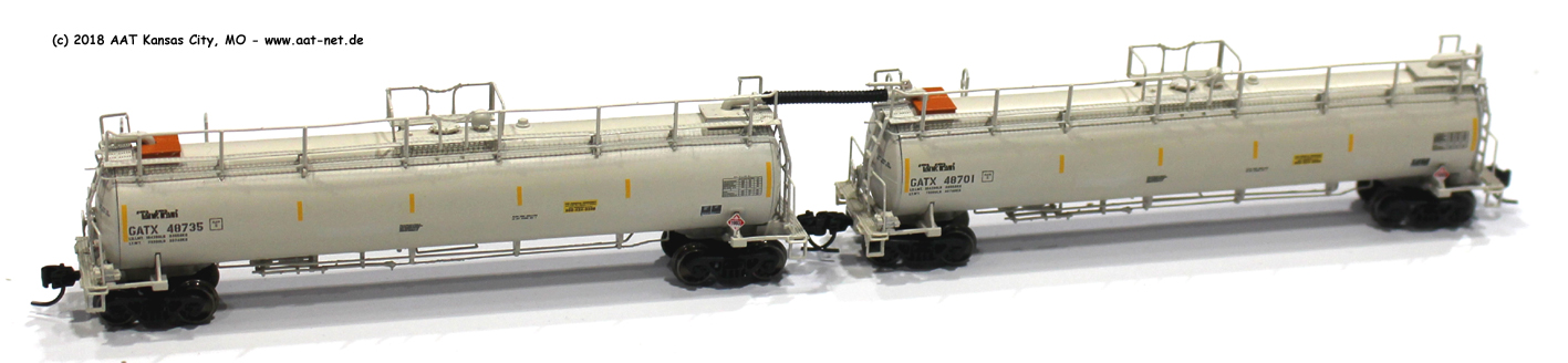 GATX [w/ Barber-Scheffel Trucks]