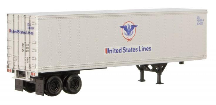 United States Lines / USLU