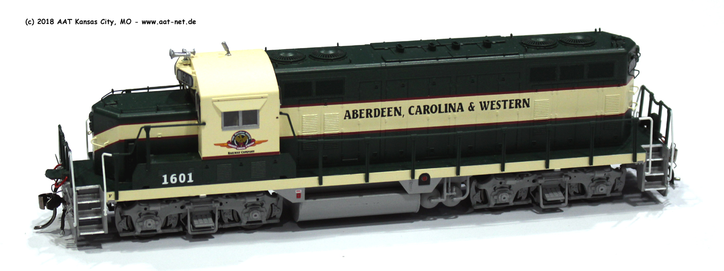 Aberdeen Carolina & Western