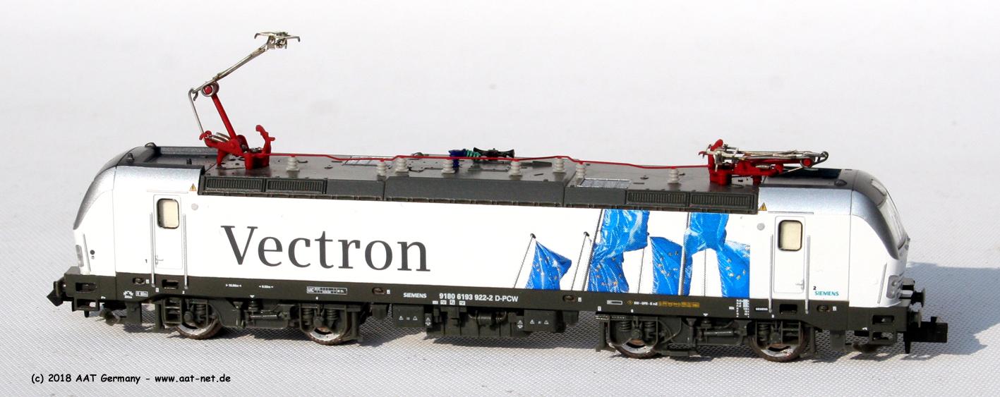 """BR 193 - Vectron """"Europa"""""""