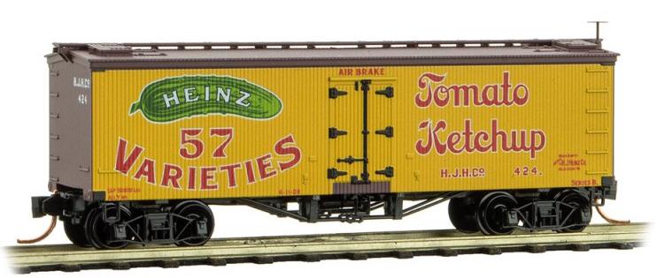 Heinz Yellow Series #2