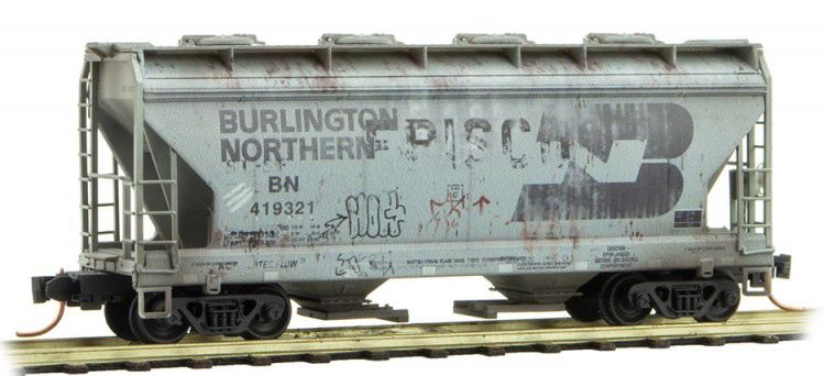 Burlington Northern (exSLSF)