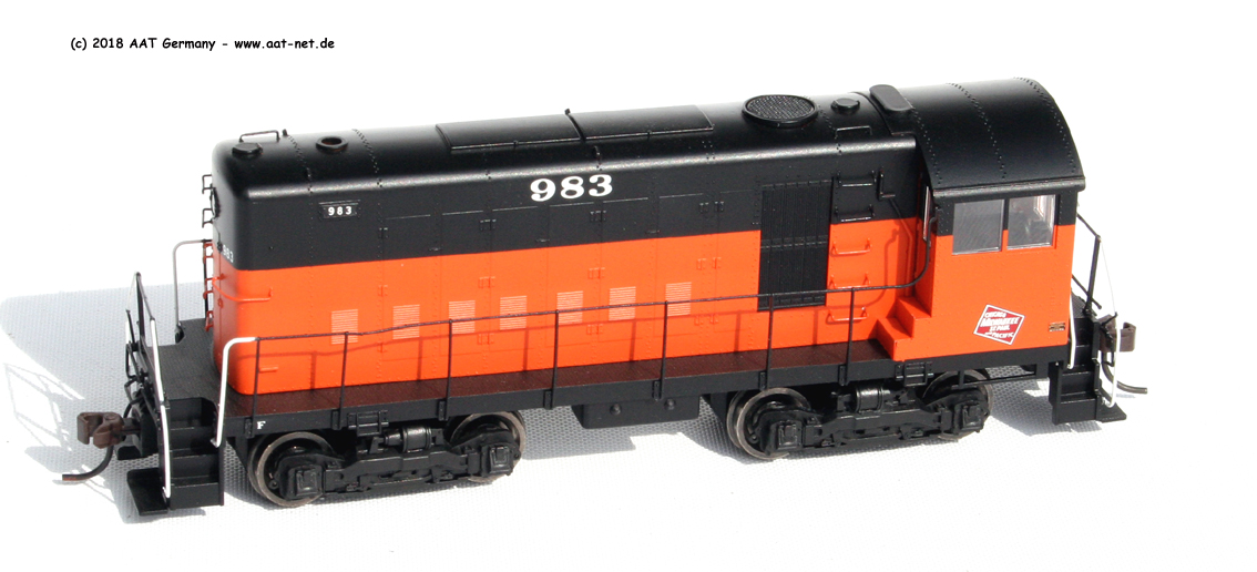 Milwaukee Road (1959 re-number)