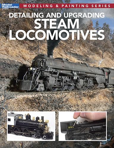 Detailing & Upgrading Steam Locomotives