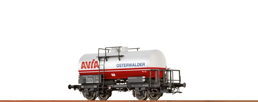 SBB / Avia Osterwalder