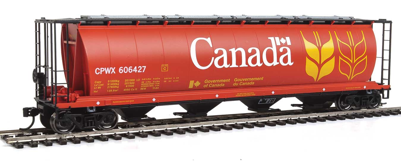 CPWX / Canadian Pacific Canada