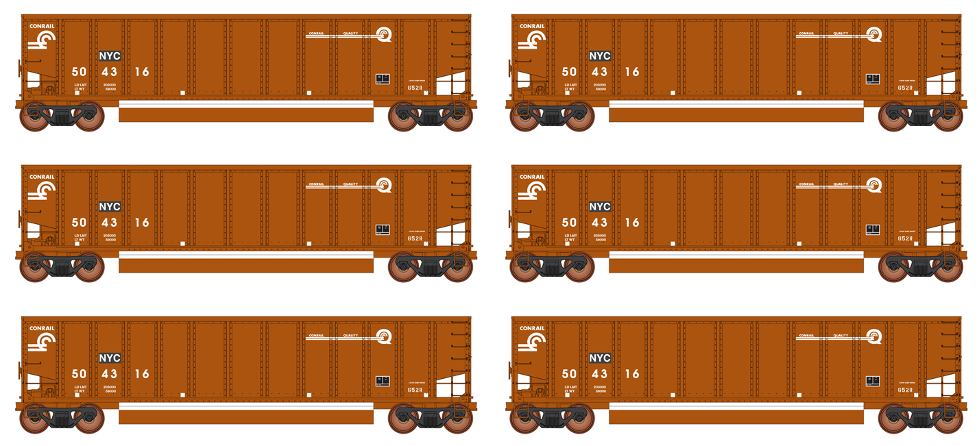 NYC / Conrail Quality