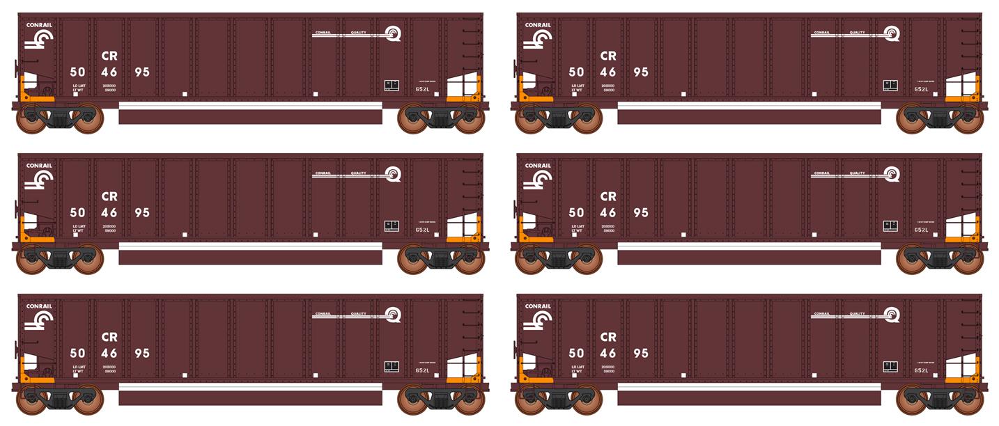 Conrail EABS