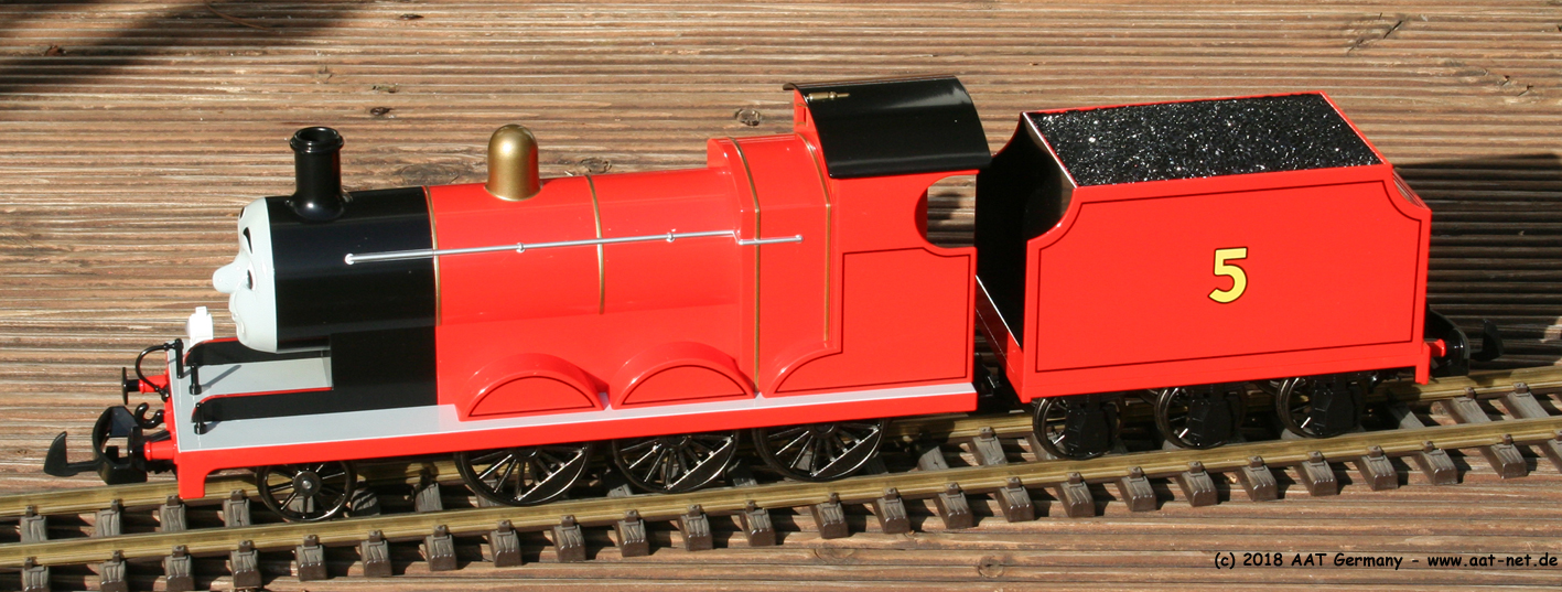 James, the Red Engine