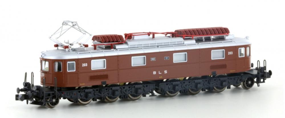 Ae 6/8 203 Breda - BLS